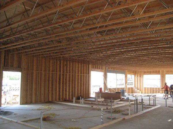 we are ready to frame your project whether it is a multi story hotel or a single room home addition icc has you covered - Wood Framing