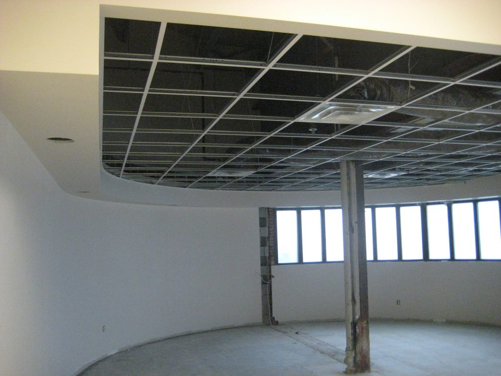 Acoustical Ceilings Independence Commercial Construction